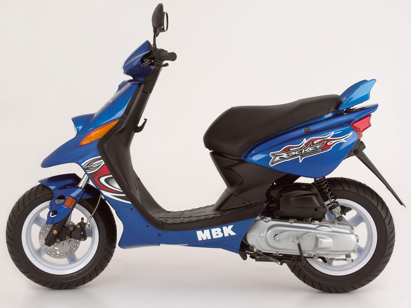 Mbk Booster Rocket 2007 Hi Res Scooter Wallpapers