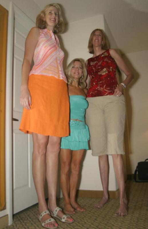 Very Tall Sexy Women