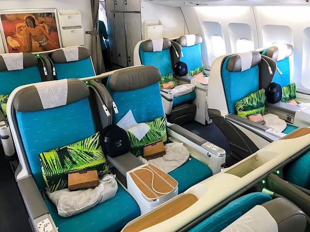 Air Tahiti Nui, TN102, AKL-PPT (A340-300)