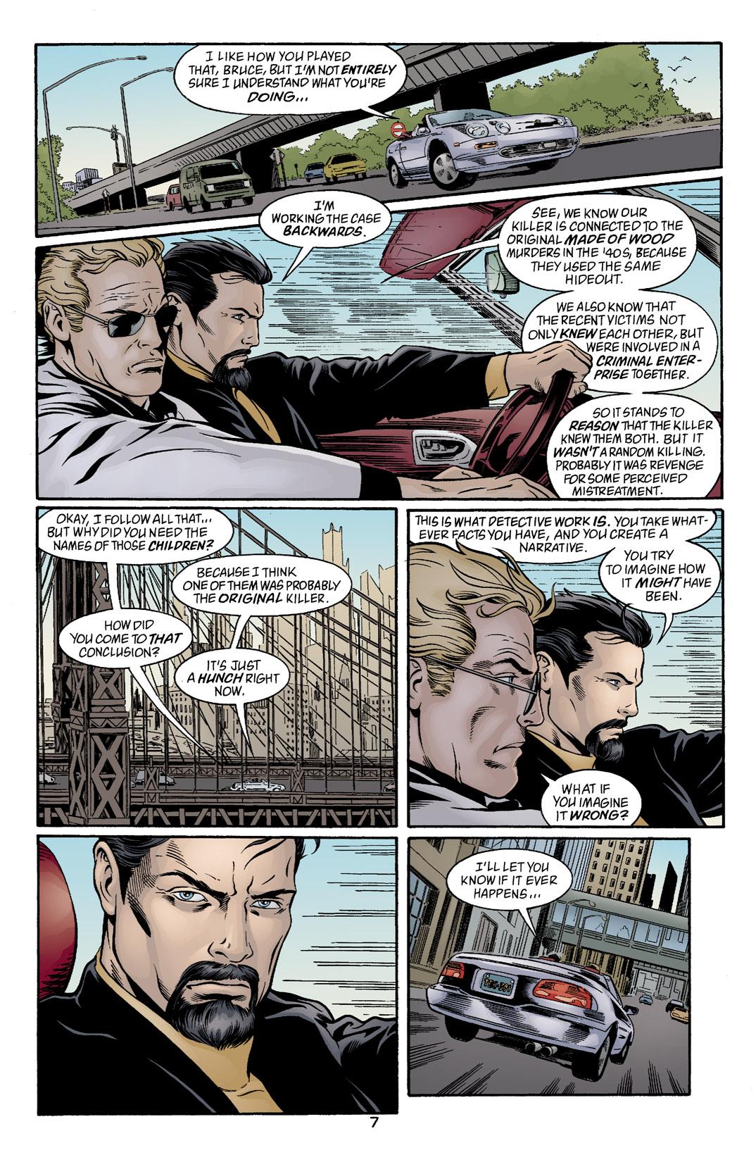 Detective Comics (1937) 786 Page 7