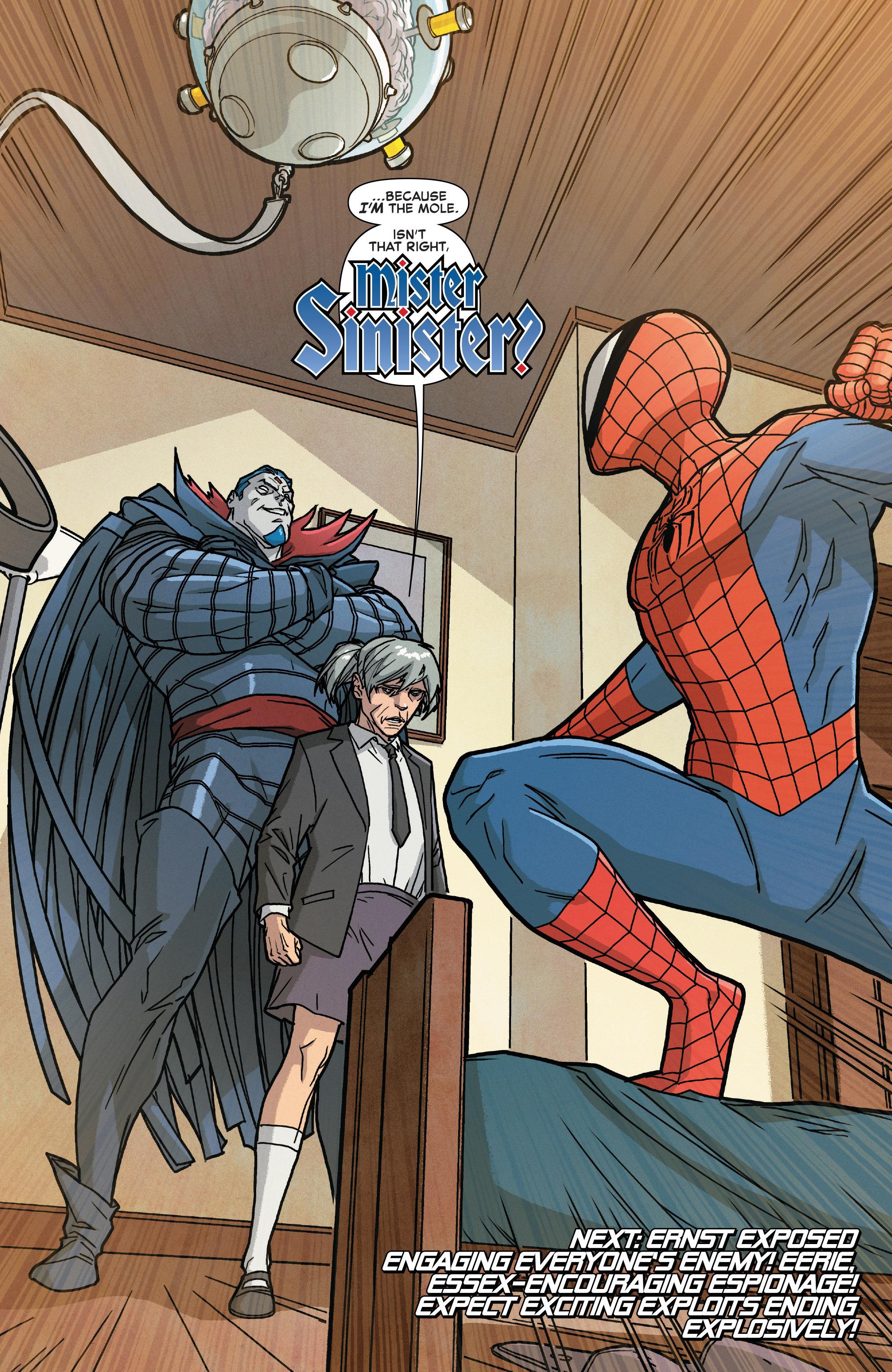 Spider-Man & the X-Men 5 Page 21