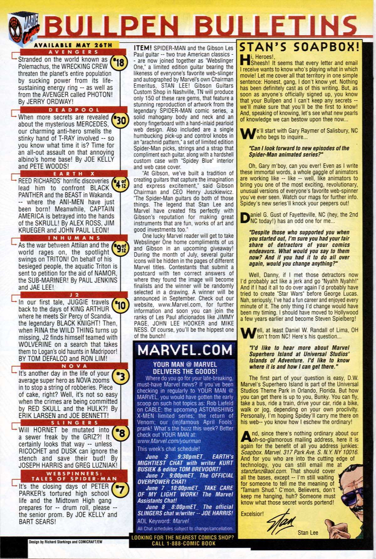 Read online A-Next comic -  Issue #10 - 20