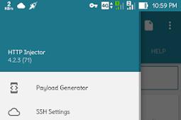 HTTP Injector (SSH/Proxy/VPN) APK Terbaru 2018