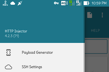 HTTP Injector (SSH/Proxy/VPN) APK Terbaru 2019