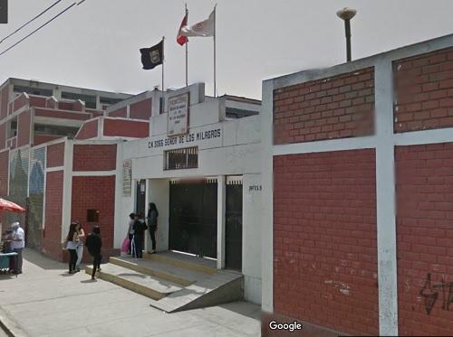Colegio 3066 SEÑOR DE LOS MILAGROS - Comas
