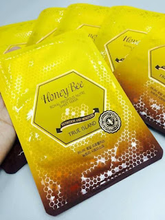 HONEY BEE NUTRI SHEET MASK
