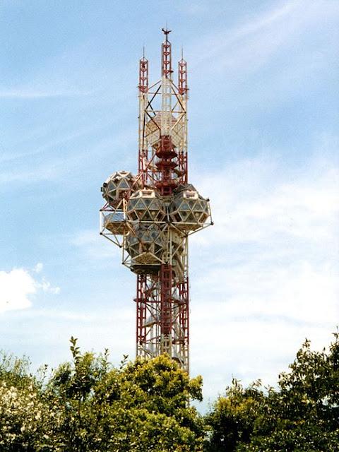 ありし日のエキスポタワー