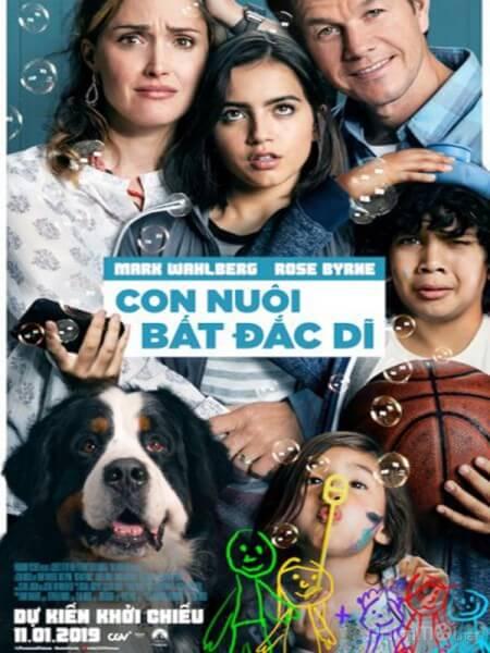 Con nuoi bat dac di - Instant Family 2018 Vietsub