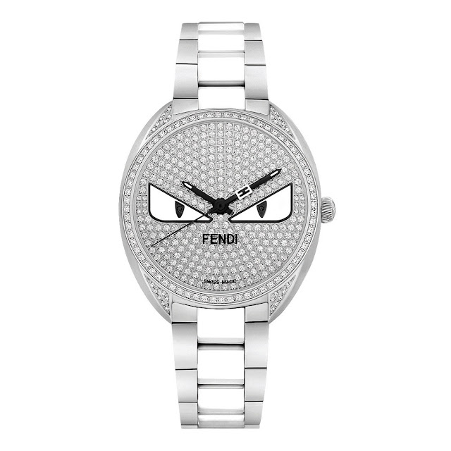 Fendi Momento Fendi Bugs Limited Edition Watch