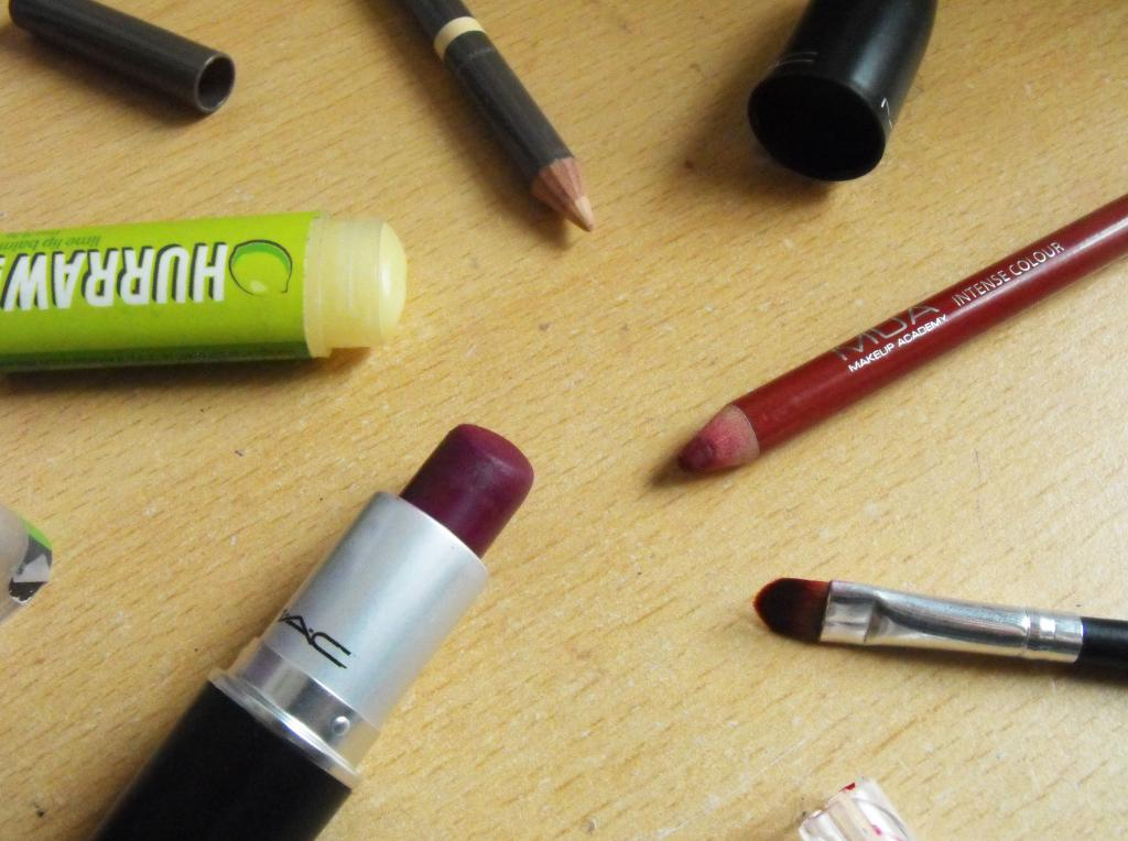 How To | My Autumn Lip