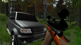 Russian Hunting 4x4 Mod Apk Free Shopping For Android Free Download