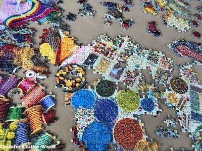 Ravensburger Make it Medley jigsaw puzzle review