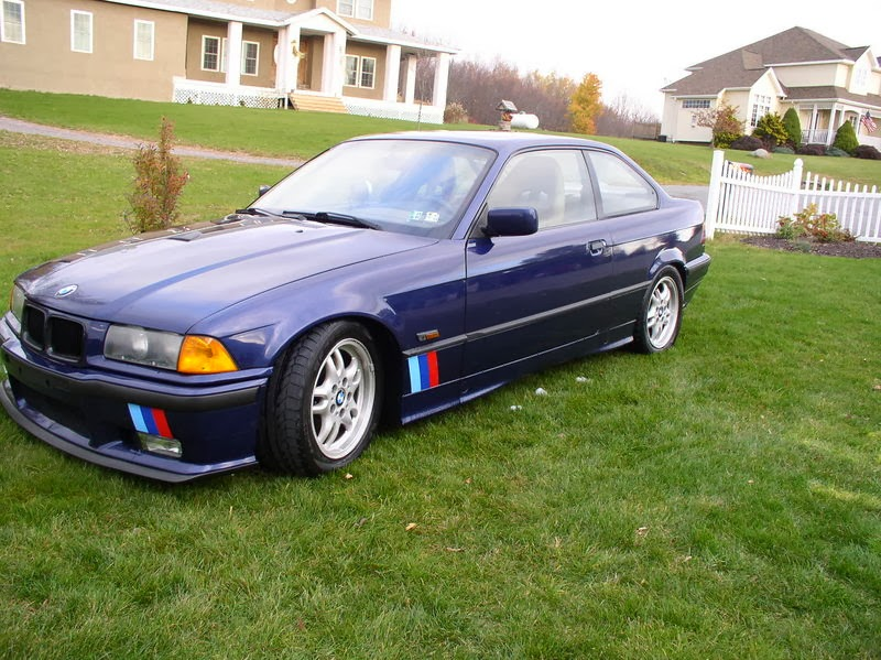 Daily Turismo 10k E36v8 1995 Bmw 325is With Ford 5 0 V8