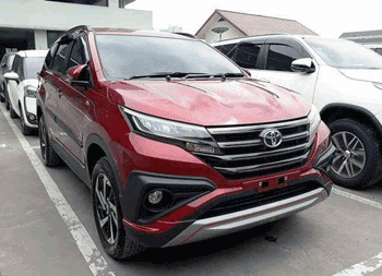 Toyota Rush Promo Diskon Akhir tahun 2018