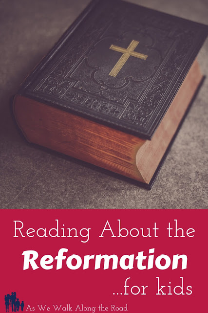Books about the Protestant Reformation