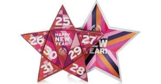 Lohnt es sich? Countdown to New Year - The Body Shop