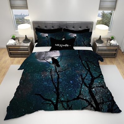 Gothic Bedding