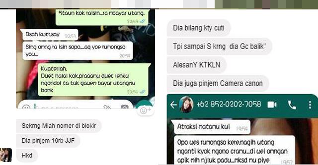 Pinjam Kamera dan Uang Ke Sesama TKW, Wanita Ini Malah Pulang Indonesia Dan Tak kembali ke Hong Kong