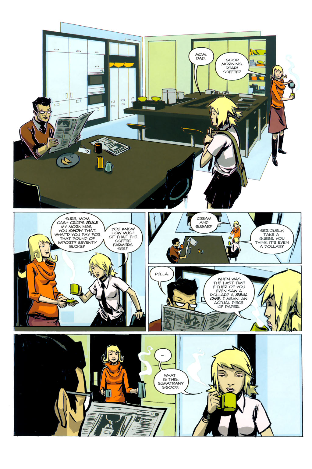 Read online Silent Hill: Dead/Alive comic -  Issue #2 - 32
