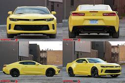 Hobbi of Automovie Design2016 Chevrolet Camaro - Review-AtoBlogMark