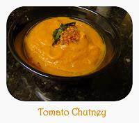 Spicy Tomato Pachadi - Thakkali Chutney