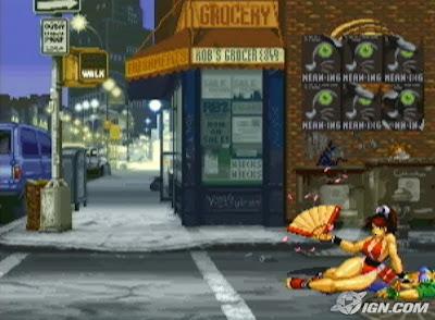 Fatal Fury: Battle Archives Volume 2 (PS2) 2007