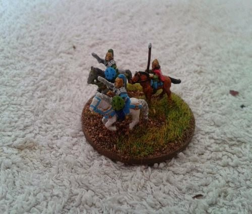Gallic/Celtic cavalry command  picture 1