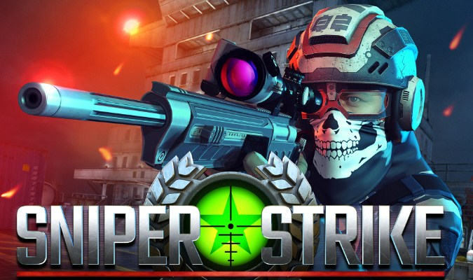 Game Smartphone - Sniper Strike: Special Ops