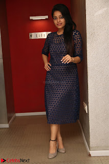 Dazzling Janani Iyer New pics in blue transparent dress spicy Pics 035.jpg