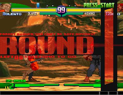 【SS】打旋風ZERO 3(街頭霸王ZERO3ストリートファイターZERO 3、Street Fighter Alpha 3)