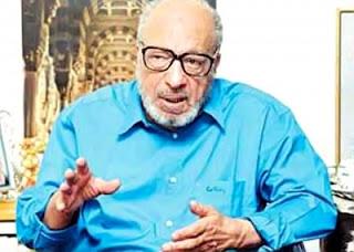 ما كتبه أحمد بهجت عن الدكتور زغلول النجار في 2001