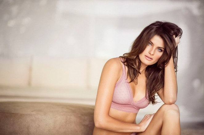 Isabeli Fontana – Leonisa Lingerie 'Seduction' Collection 2015