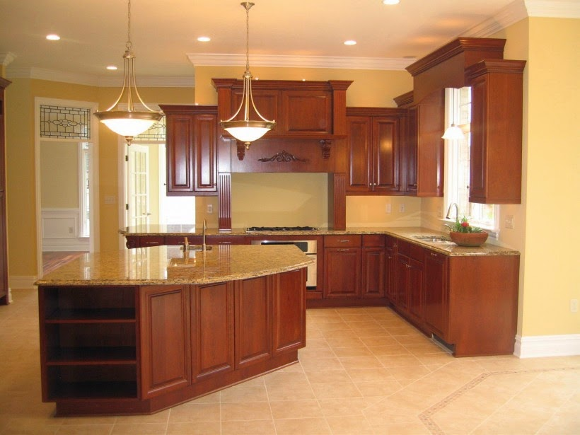 Luxury kitchen cabinets the small kitchen design and ideas simple ideas to your luxury home - Luxury kitchen cabinets ...