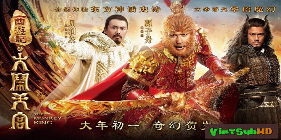 Phim Tây Du Ký 1: Đại Náo Thiên Cung VietSub HD | The Monkey King 1 2014
