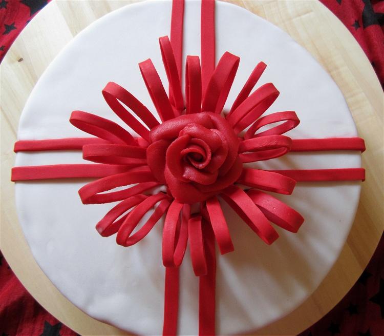 Schokoladen-Kirsch-Torte 2