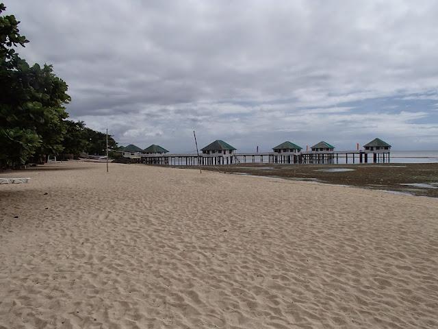 stilts calatagan beach
