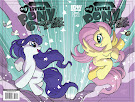 My Little Pony Friendship is Magic #2 Comic Cover Double Variant