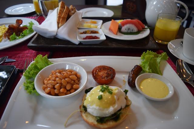 Heritage Suites Hotel Siem Reap Breakfast