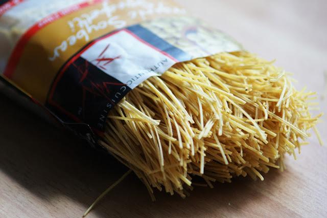 Veggieletter Box | Soybean Nudeln