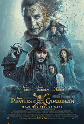 Sinopsis Film Pirates of the Caribbean 5 2017