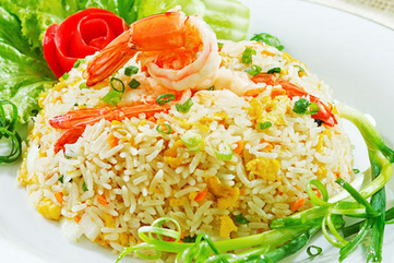 Resep Nasi Udang Panggang