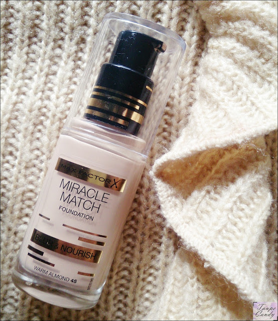 Max Factor Miracle Match puder