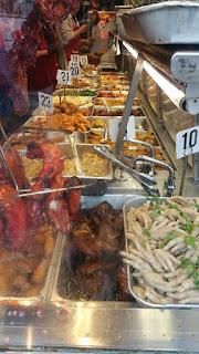 Chinatown dining