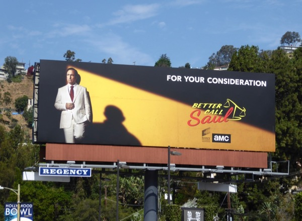 Better Call Saul 2017 Emmy Nominations billboard