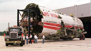 Wreckage believed to be from 1997 plane crash found