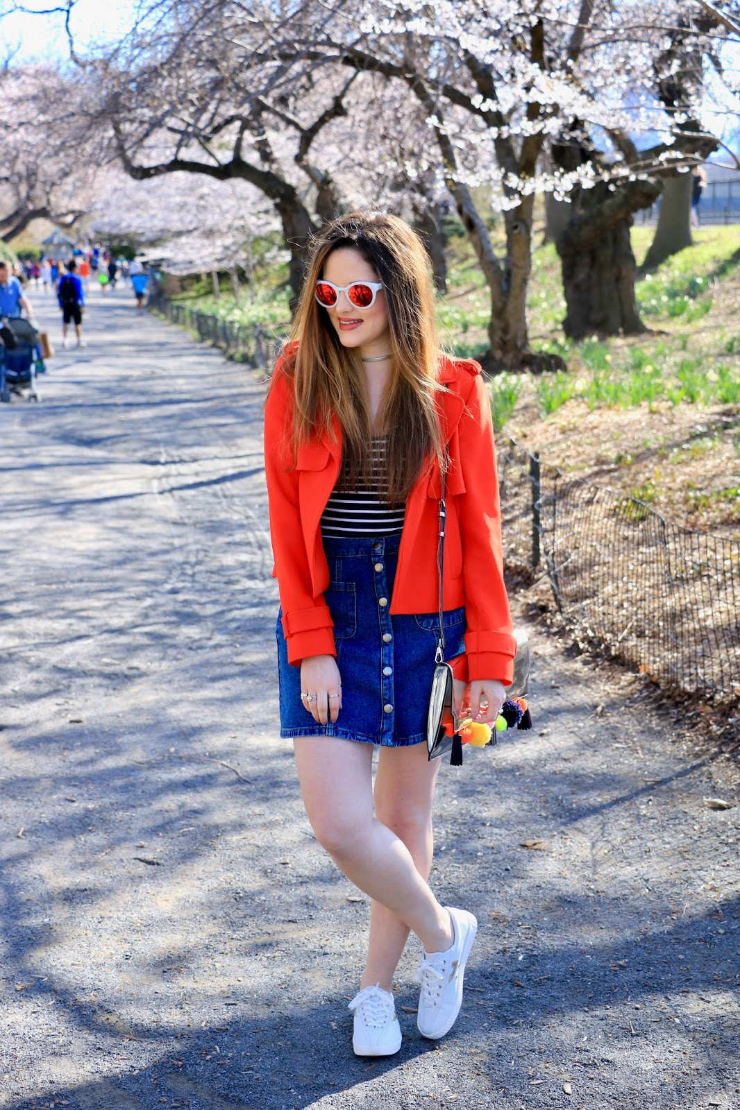 nyc fashion blogger spring outfit