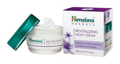 Best Herbal Night Cream For Dry Skin In India