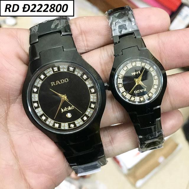 Đồng hồ cặp đôi Rado Đ222800
