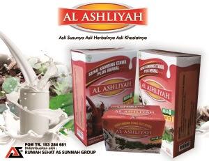 Jual Agen Distributor Susu Kambing Etawa Plus Herbal AL ASHLIYAH