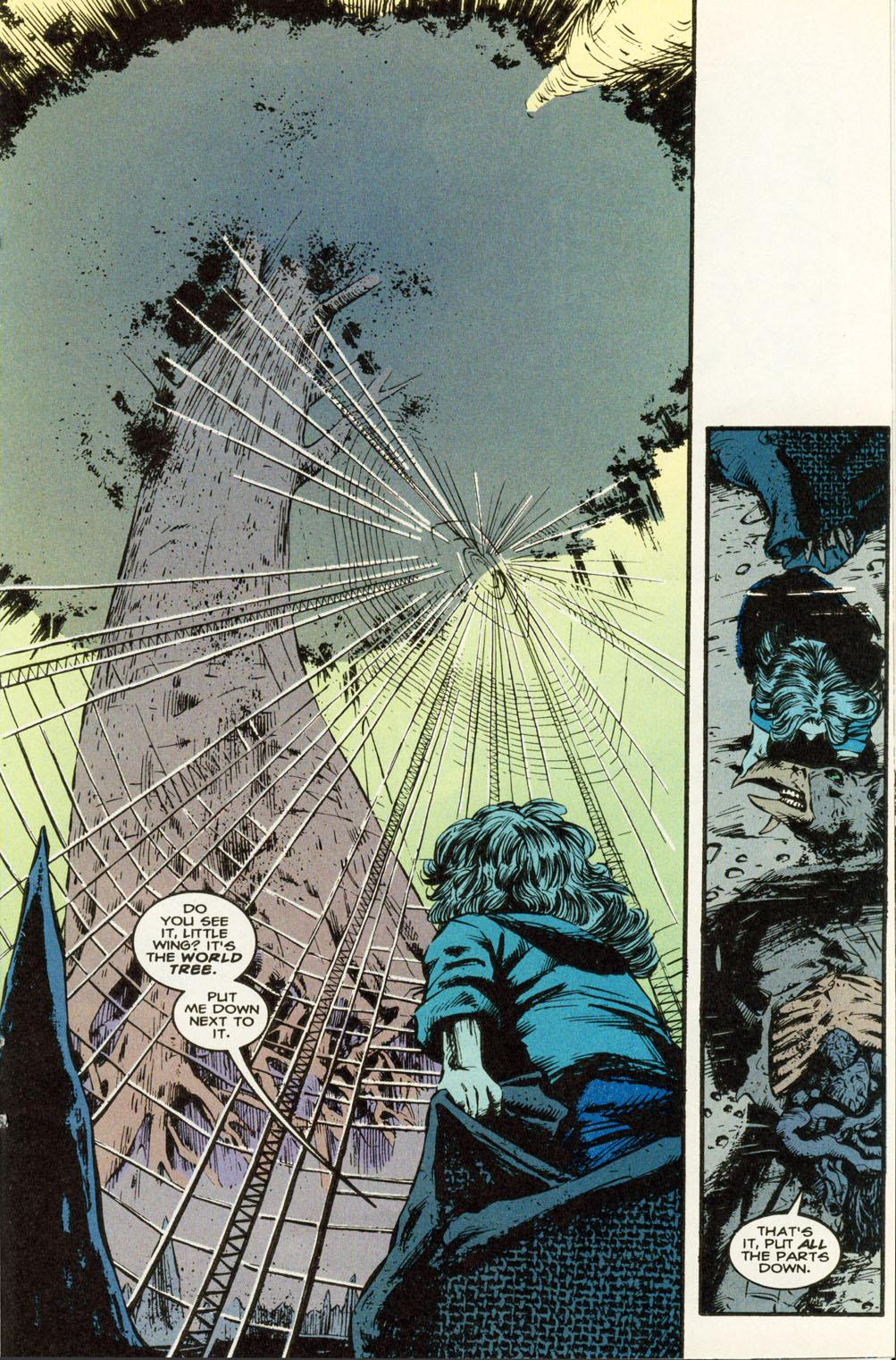 Read online Animal Man (1988) comic -  Issue #81 - 20